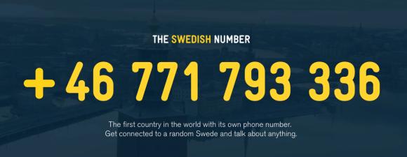 swedish number