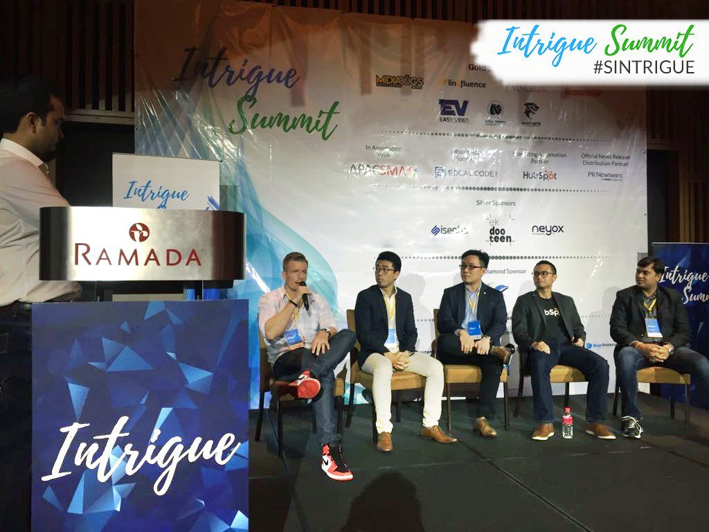 Intrigue Summit 2018